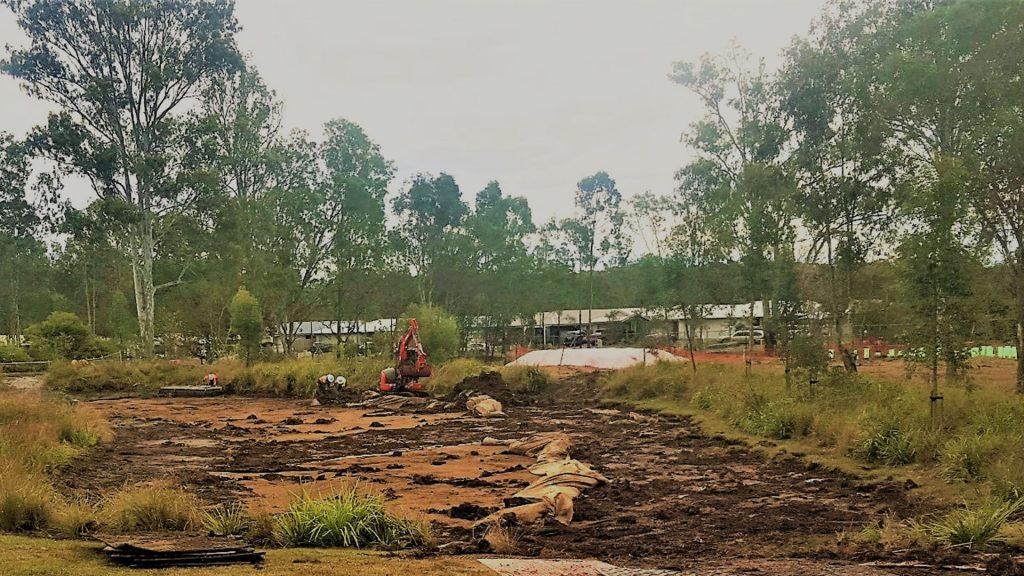 Muddy Area