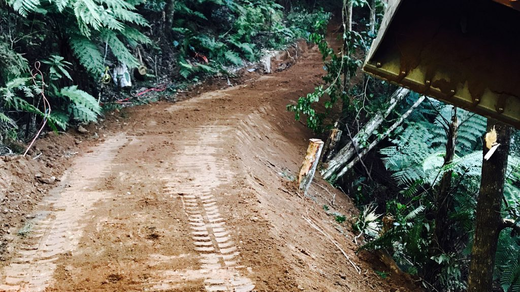 track and trail construction