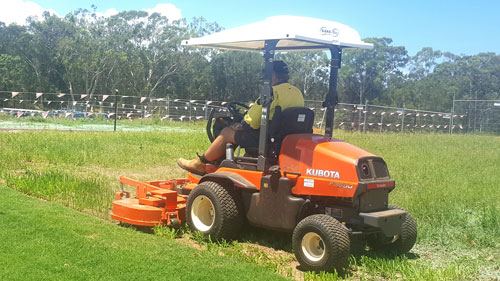 Commercial Mowing and Slashing